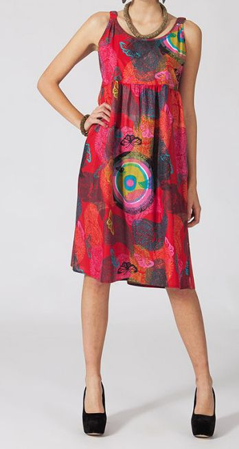 Robe ethnique Cyrielle N5 268153
