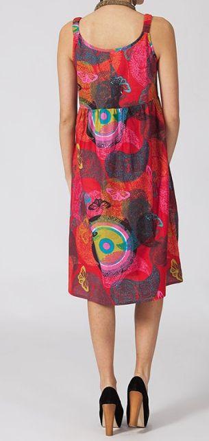 Robe ethnique Cyrielle N5 268154