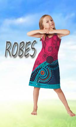 0330e5c0fde Je veux trouver un joli robe de qualité pour ma fille ou pour offrir pas  cher ICI Robe fille ethnique