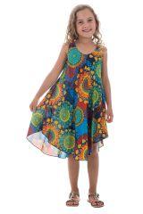 robe Ethnique pétillante et colorée pour enfant Marie-Sophie 295785