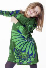 Robe ethnique pour enfant à manches longues 287326
