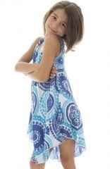 Robe Ethnique pour fillette idéale pour les loisirs Marie-Anne 295567