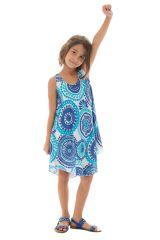 Robe Ethnique pour fillette idéale pour les loisirs Marie-Anne 295568