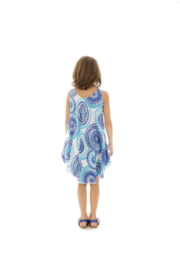 Robe Ethnique pour fillette idéale pour les loisirs Marie-Anne 295569