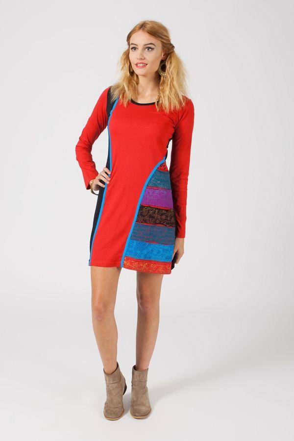 Robe ethnique tunique originale pas chère Emy 318791