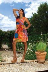 Robe femme courte collection été 2016 Julianne 271730