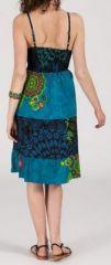 Robe femme d'été - ethnique originale - Lagon 271841