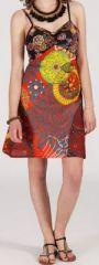 Robe femme d'été courte - ethnique et originale - Lorédana 271908