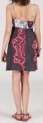 Robe femme d'été courte - ethnique et originale - Rosita 271907
