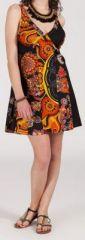 Robe femme d'été courte - ethnique et pas chère - Ornella 271955