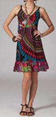 Robe femme de plage pas chère ethnique Celena 269832