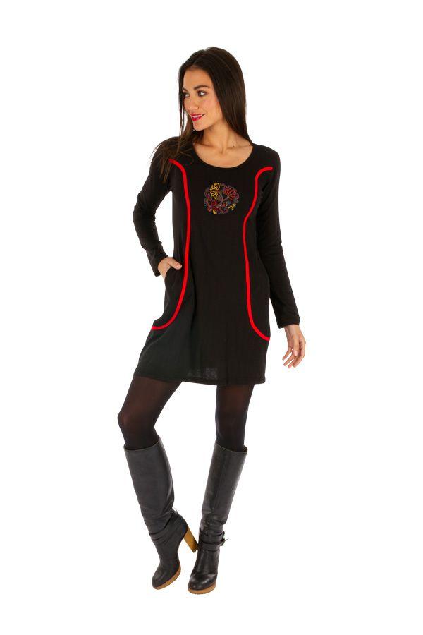 Robe femme de soirée élégante et originale Miranda 312928
