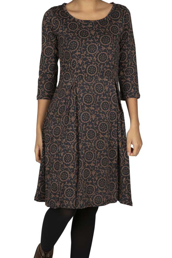 Robe femme habillée ethnique originale Rosalia