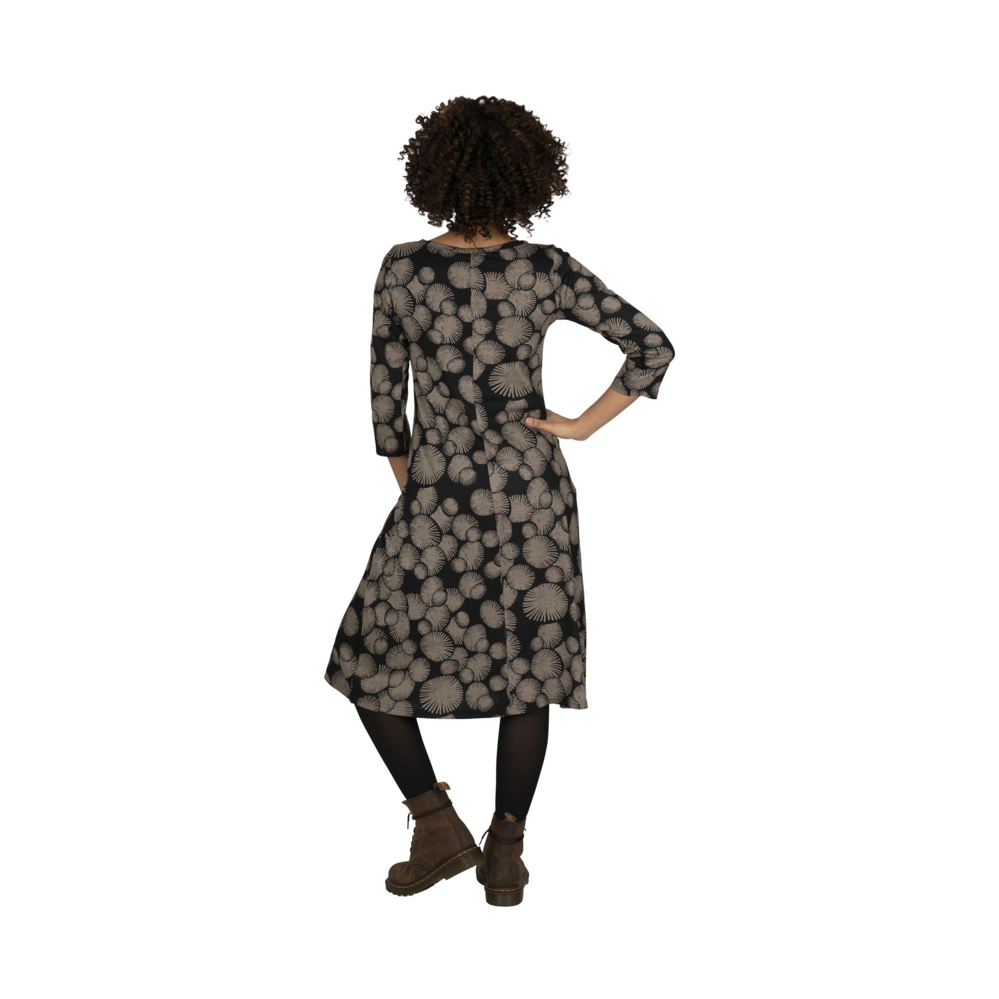 Robe femme originale aux manches 3/4 Catarina
