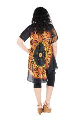 Robe grande taille atypique et colorée idéale été Otis 318868