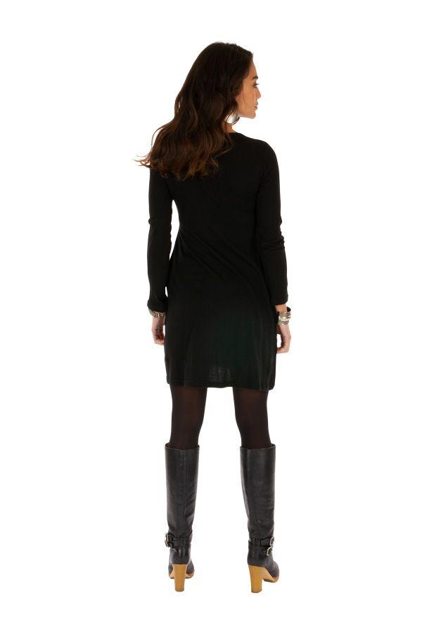 Robe hiver mi longue chic et pas cher pour femme Miranda 312935