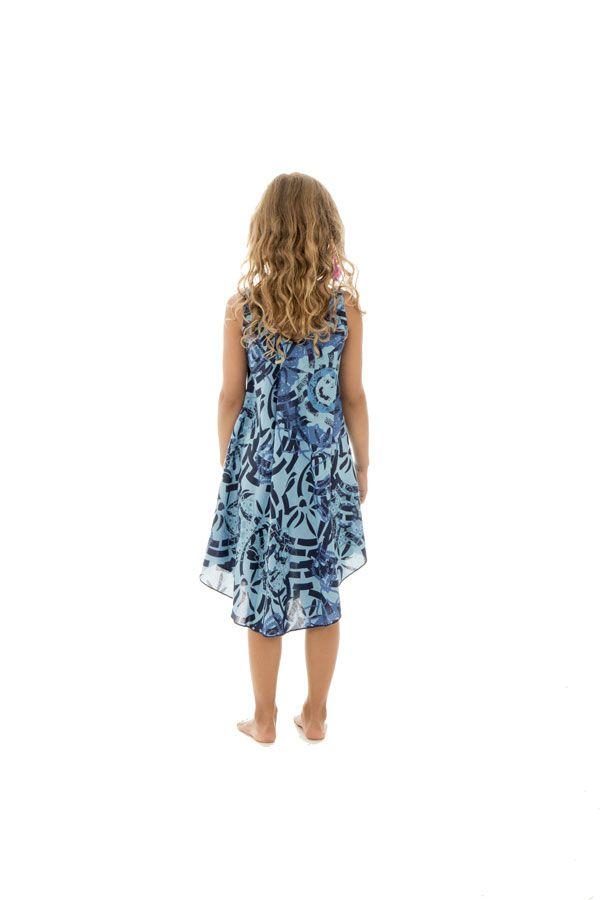 Robe Imprimée Ethnique pour demoiselle très Colorée Marie-Paule 295783