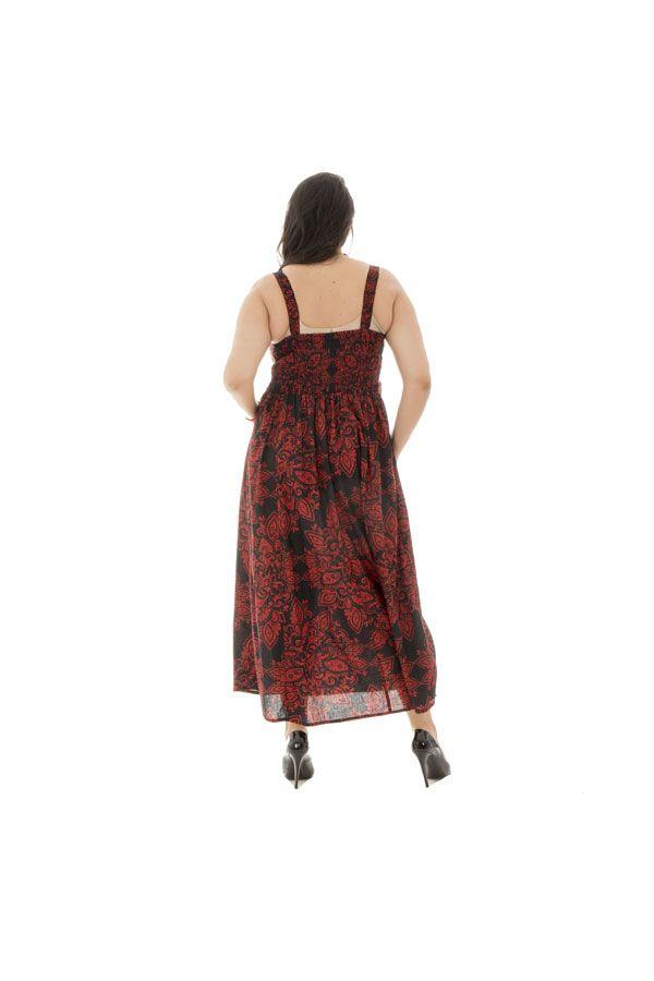 robe longue 100%  coton féminine Marjo 290184
