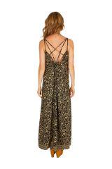 Robe longue avec un magnifique imprimé floral Marianne 306072