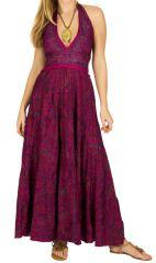 Robe longue d'été agréable à porter et élégante Patricia 310271