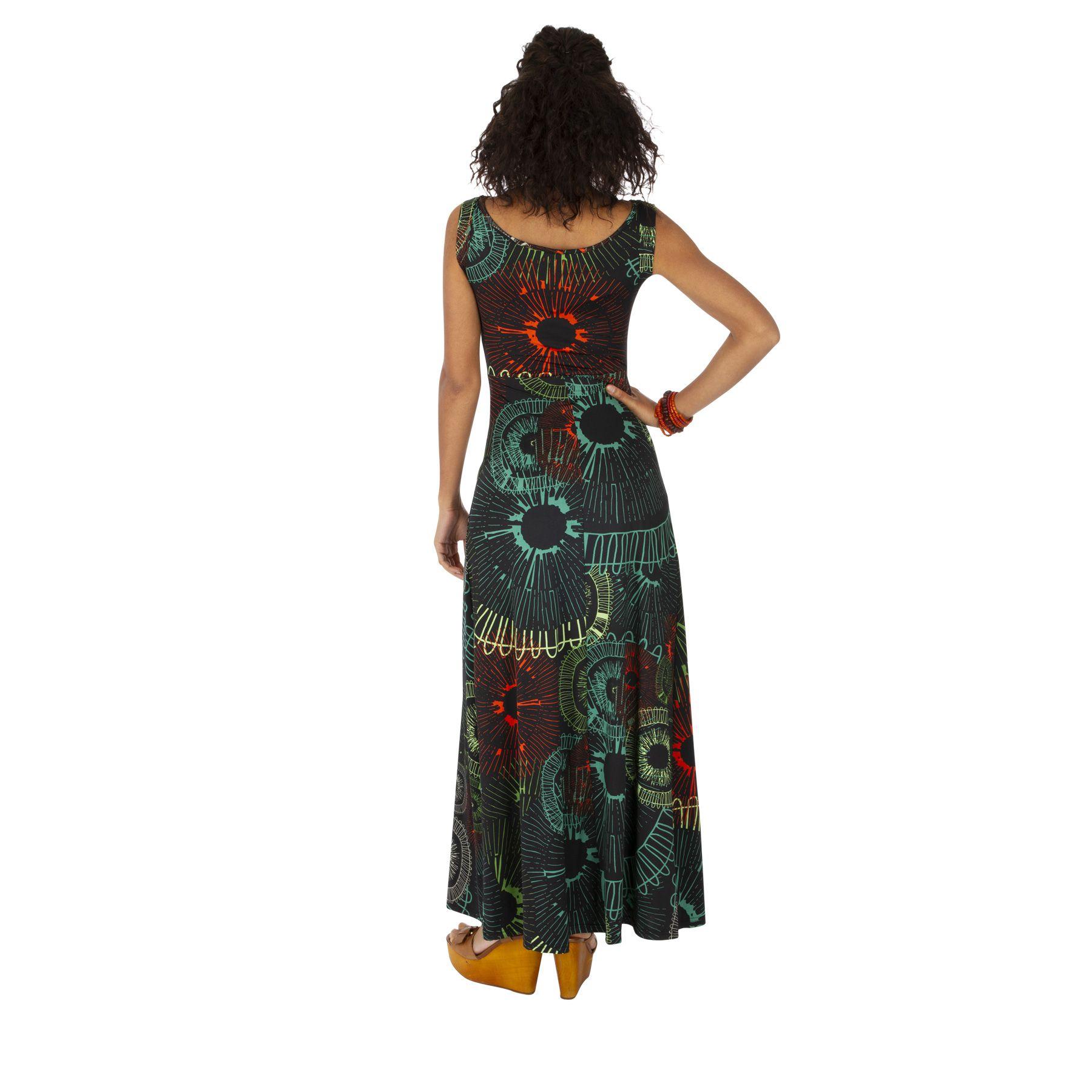 Robe longue d'été femme originale pour mariage Lynda 318525