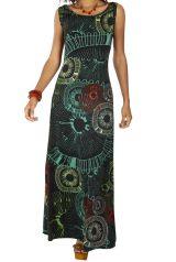 Robe longue d'été femme originale pour mariage Lynda 318526