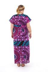 Robe longue d'été Kenzy Imprimée et Colorée à Mandalas 284249