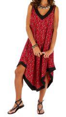 Robe longue d'été pour femme agréable et ethnique Amalia 311630