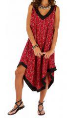 Robe longue d'été pour femme agréable et ethnique Amalia 314881