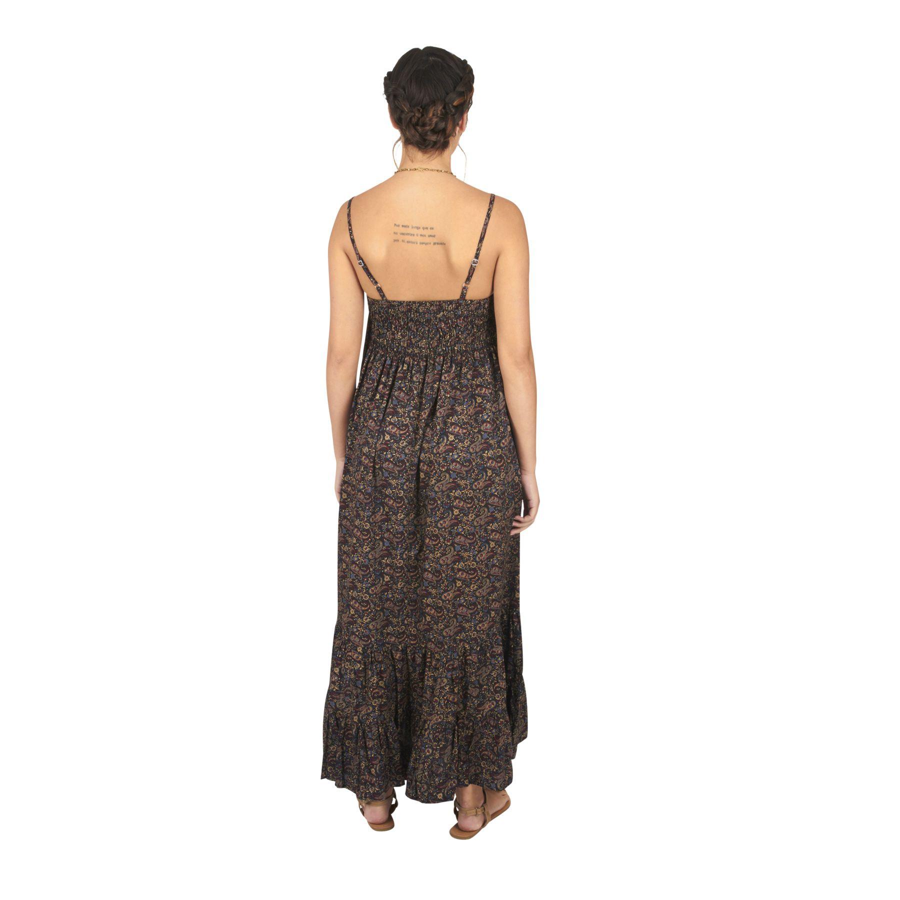 Robe longue d\'été pour femme originale et ample Cristy