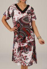 Robe longue d'été style hôtesse pour femme Albina 314970