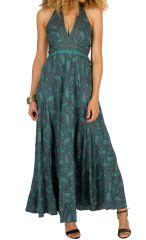 Robe longue d'été très féminine et pas chère Johanna 310289