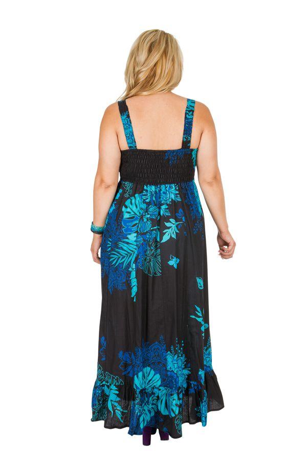 Robe longue de cérémonie femme grande taille Pathy 309368