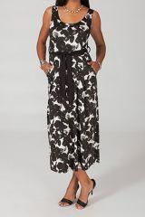 Robe longue été colorée Camille 2 318803