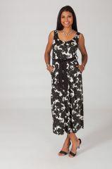 Robe longue été colorée Camille 2 318804
