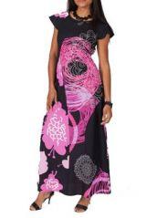 Robe longue été ethnique Cassie 267492