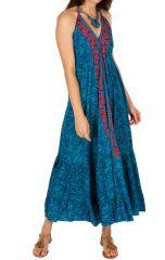 Robe longue ethnique pour l' été tendance et bohème Maeva 311461