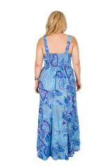 Robe longue grande taille pour cérémonie mariage Linda 308520