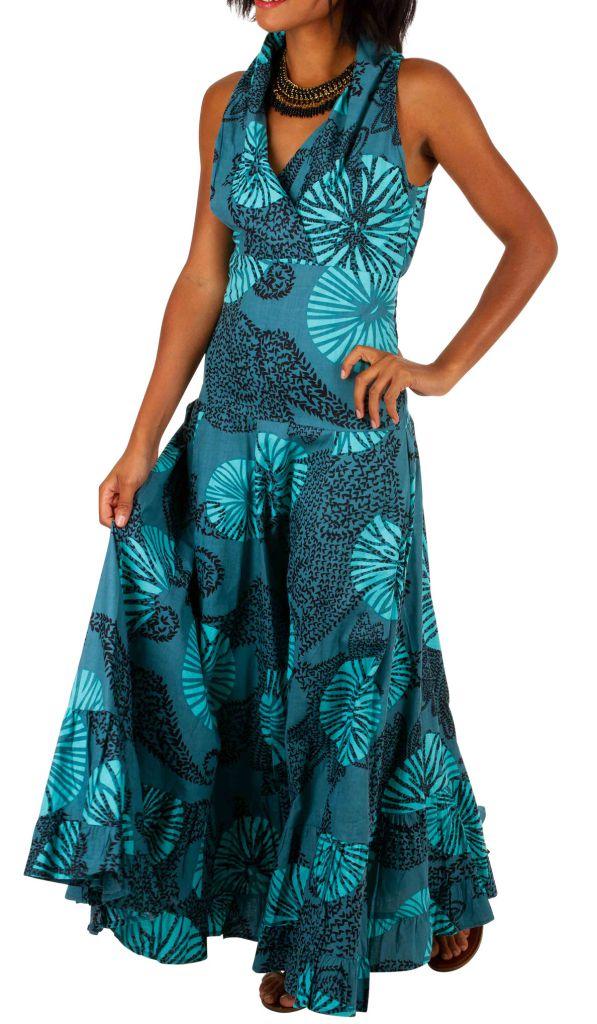 Robe Bleu Turquoise On Sale 7a94e 318e4