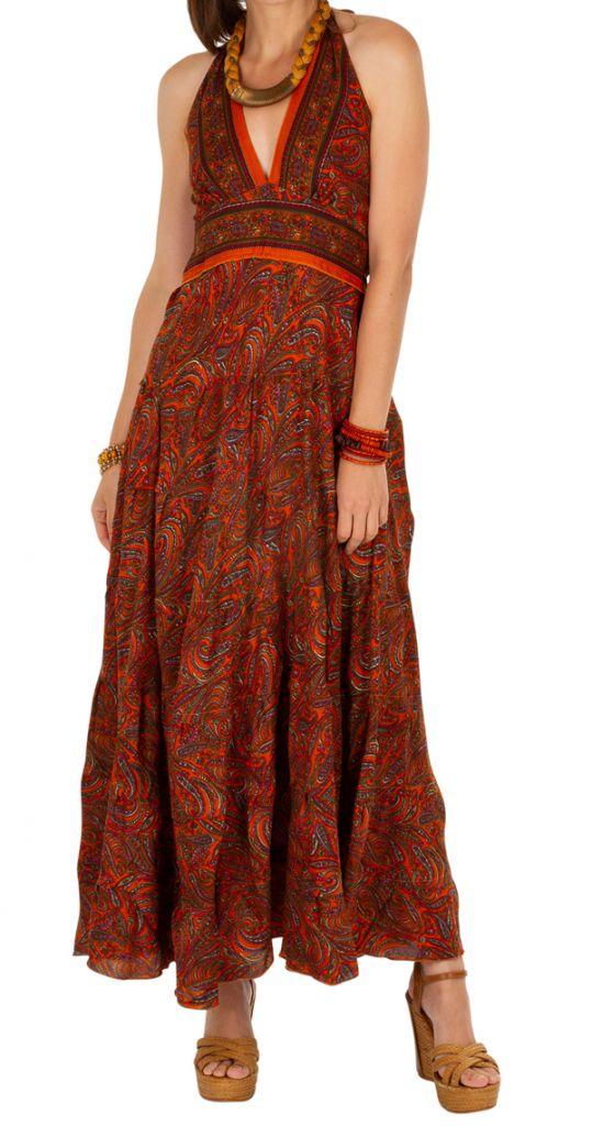 Robe longue originale parfaite pour un événement Mariana 310328