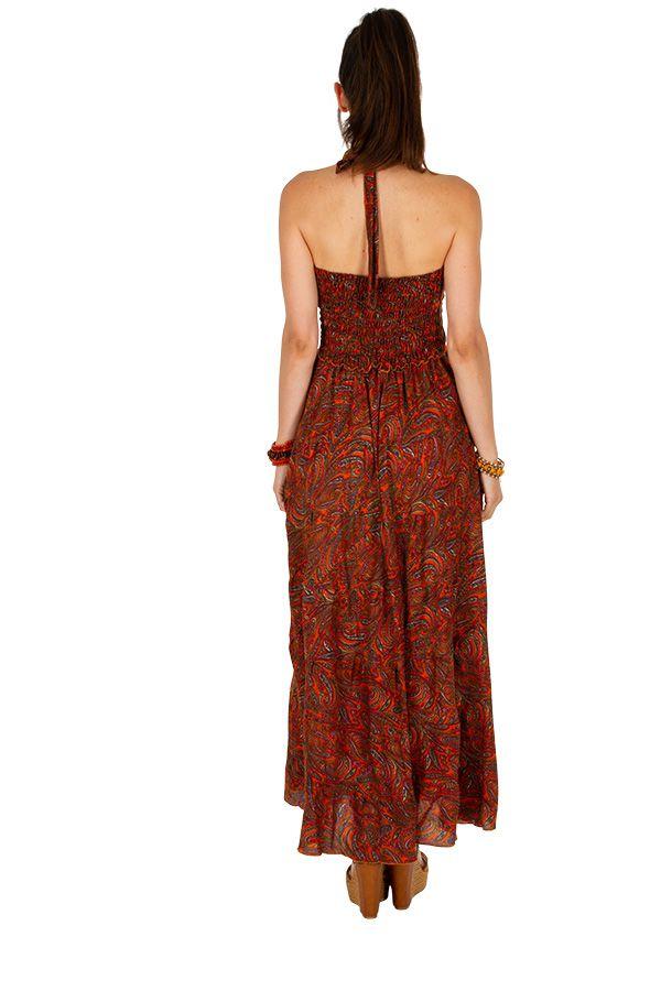 Robe longue originale parfaite pour un événement Mariana 310330