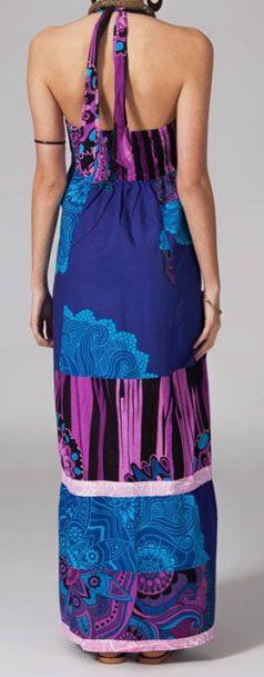 Robe longue pas chère Angelika 270031