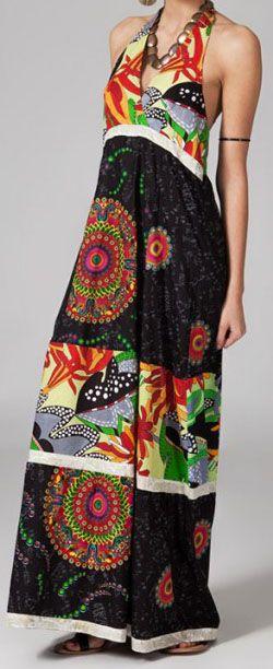 Robe longue pas chère Luciana 270023