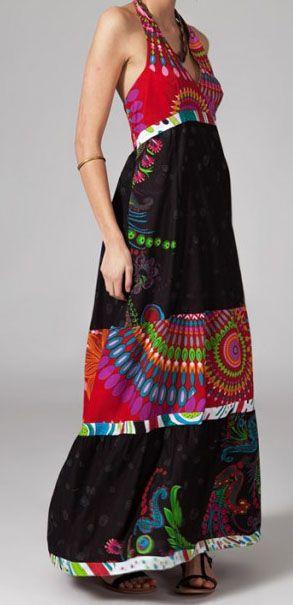 Robe longue pas chère Monicia 270044