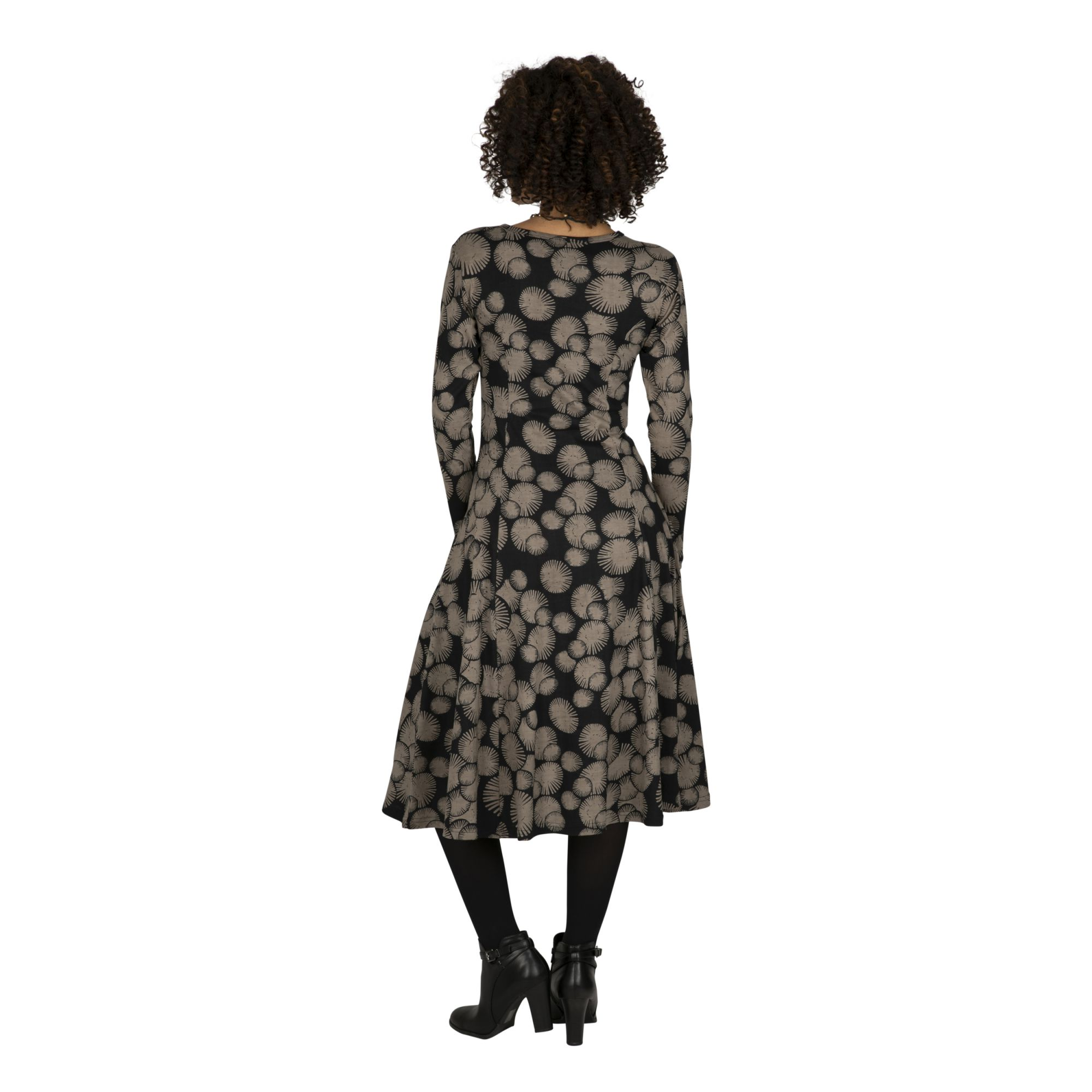Robe longue pour femme à poches Golfa