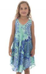 Robe Mandalas pour enfant Imprimée ethnique et Gaie Marie-Claire 295777