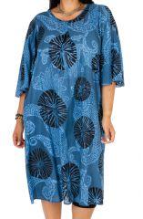 Robe mi-longue originale et décontractée grande taille Paula 309606