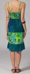 Robe mi-longue pas chère ethnic Carolyne 269814