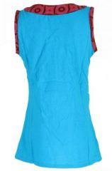 Robe originale bébé et fille bleue Froufrou 270960