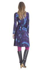 Robe Originale et Colorée à Tendance Ethnique Nyala 285482